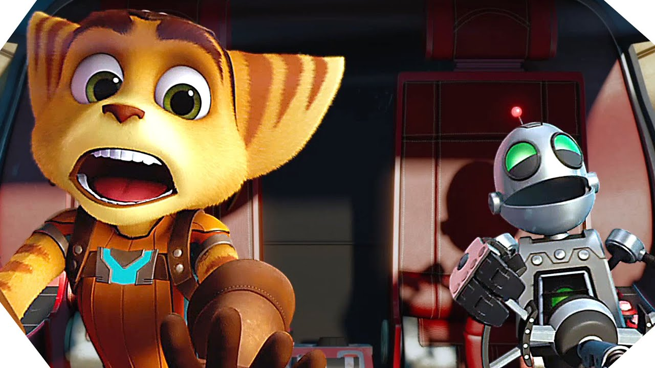 Ratchet Clank Movie Clip 1 Movie Hd Youtube
