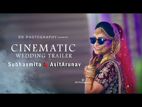 Best Cinematic Wedding Trailer Of  SUBHASMITA & ASITARUNAV   RR Photography I