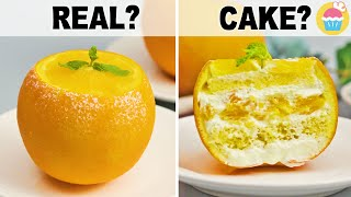Nyam Nyam  FAKE Or REAL? Believe It Or NOT This is a Cake !