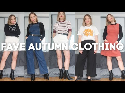 Autumn/Winter New in Clothing I LOVE! | Feat. Joanie Clothing, Monki & H&M