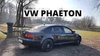 VW Phaeton - co poszło nie tak?