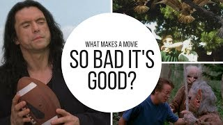 What Makes a Movie So BAD It's GOOD?