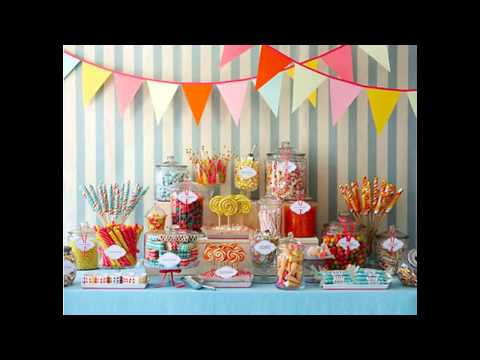 Easy Kids party food ideas buffet