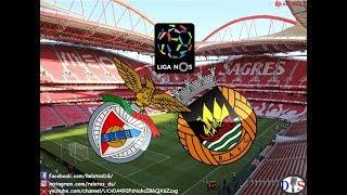 Rádio Antena 1 - Benfica x Rio Ave - Relato dos Golos