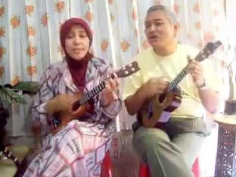 Lagu India versi Sunda Ukulele - Bram Edward ST & Ida Rufaida