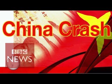 China crash: 'Where were the traders?' BBC News
