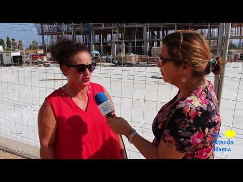 El Cuarto Instituto empieza en barracones. Entrevista Lydia Montes, presidenta del AMPA.