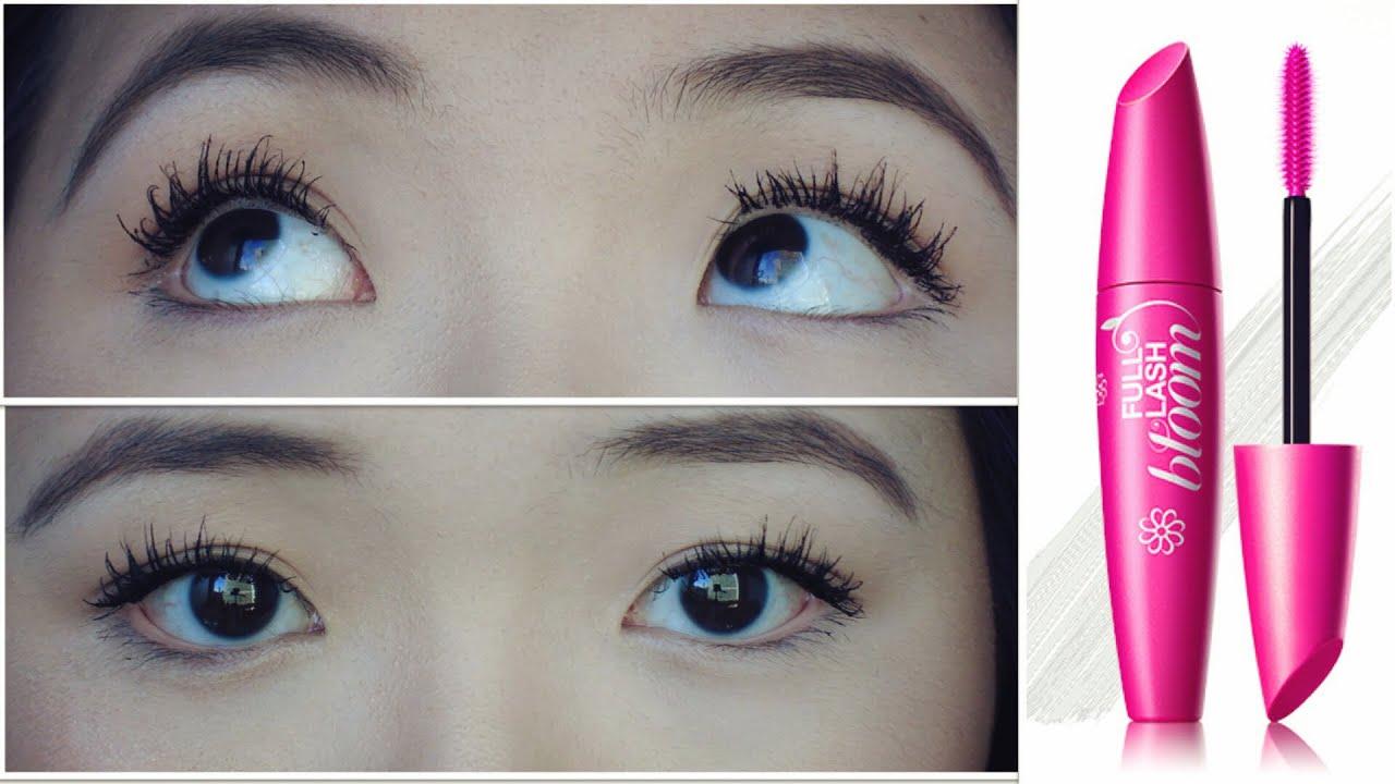 51bd98aed6c CoverGirl Full Lash Bloom Waterproof Mascara ♡ DEMO & REVIEW - YouTube