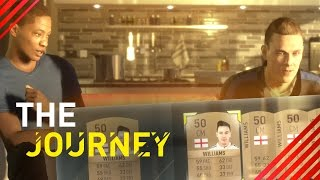 Fifa 17 - nossas cartas no ut | the journey #22