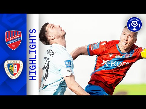 Rakow Piast Gliwice Goals And Highlights