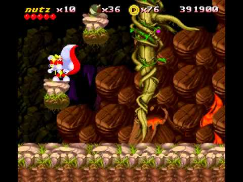 SNES Longplay [123] Mr Nutz