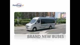 Bus & Coach Hire in Poland, Krakow, Warsaw