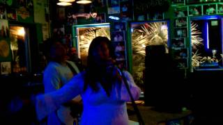 Nora Lisa Garcia with Chris Rivera Band singing Sublime