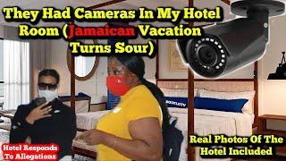 Jamaica Nightmare Vacation Hoax Cameras in my hotel room