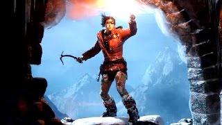 Rise of the Tomb Raider — трейлер! Лара Крофт в Сибири! Новая часть!