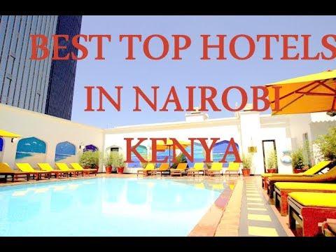 TOP HOTELS NAIROBI KENYA