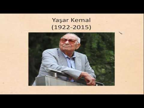 Şifreli Hikayelerle Orhan Kemal, Yaşar Kemal, Kemal Tahir