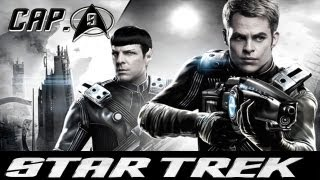 Star Trek Guia - STAR TREK - CAPITULO 9 - ENTERPRISE