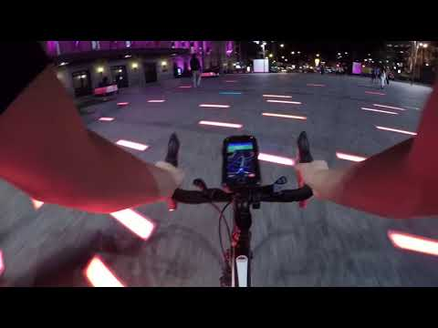 BUSY FRIDAY NIGHT! | UBER EATS BRISBANE CITY BY BICYCLE