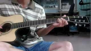 Chứng Nhân Tình Yêu-Solo By Acoustic Guitar-0907590802
