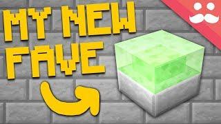How Useful is a HALF SLIMEBLOCK in Minecraft?