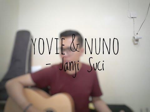 Yovie & Nuno - Janji Suci (Cover By Richard Adinata)