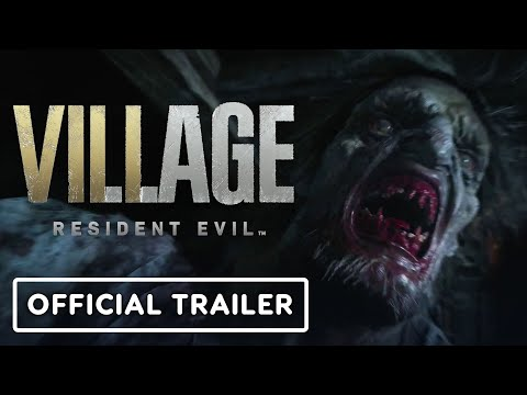 Resident Evil 8: Village - Official Gameplay Trailer | PS5 Showcase