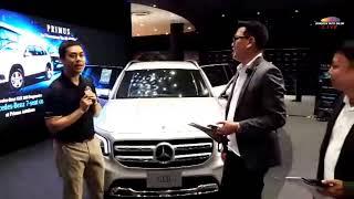 LIVE: เปิดตัว Mercedes-Benz GLB