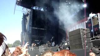 all time low - dear maria - pukkelpop 2012