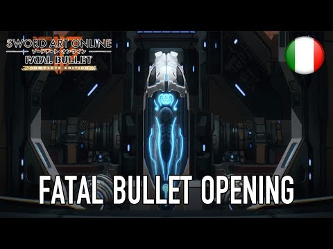 Sword Art Online Fatal Bullet - PS4/XB1/PC - Expansion Opening (Italiano)