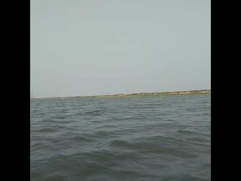 The holy river GANGA KANPUR AWESOME WEATHER
