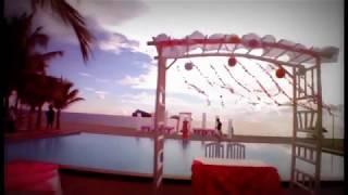Beach wedding - Filipino-Korean nuptial