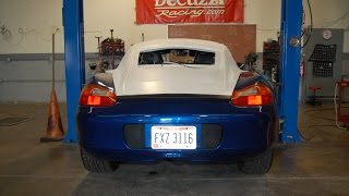 986 and 987 cayman style hardtop for boxsters 1999 2012 boxster and boxster s cayman upgrades