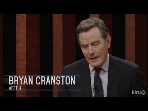 Bryan Cranston on why he became an actor