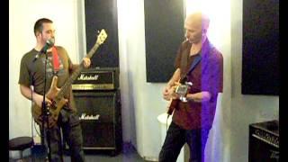 Me & Kade on Bass just jamming .wmv