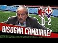 DS 7Gold - (MILAN FIORENTINA 0-2)