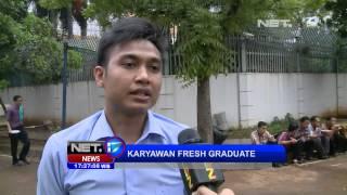 NET17 -- Suara Fresh Graduate S1 Mengenai Kenaikan Gaji Buruh