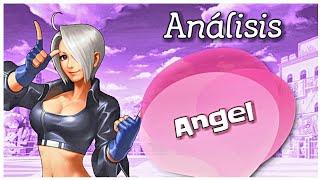Download Video KOF'98 UM OL - Análisis: Angel (Habilidades, Fates y más) MP3 3GP MP4