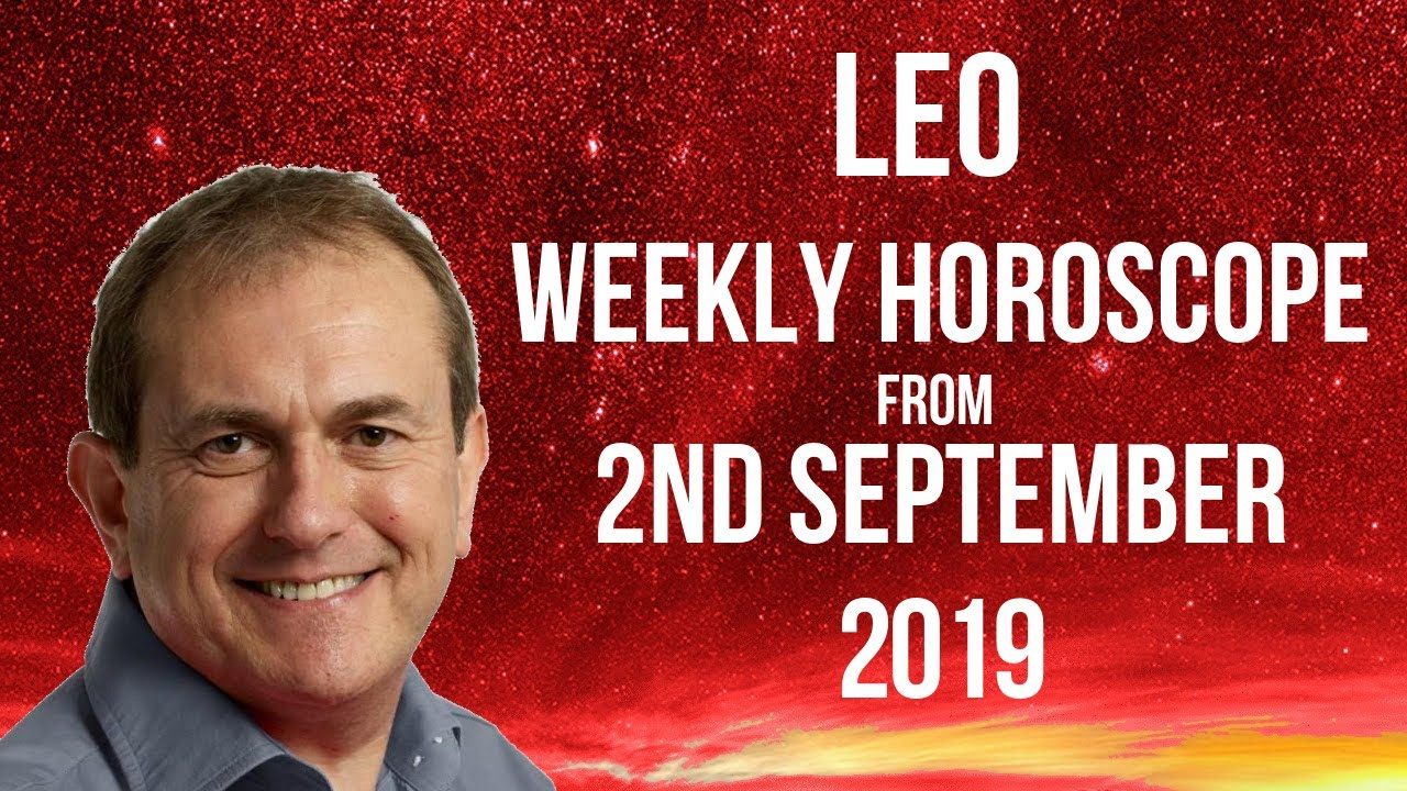 The week ahead for leo