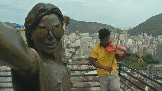 Скрипка помогла юноше из трущоб изменить жизнь (новости)