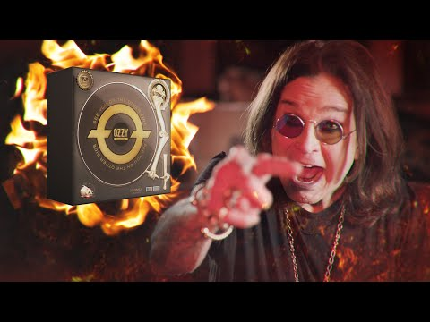 SHROOM - Ozzy Osbourne Career Spanning Vinyl Box Set Coming Soon [Video]