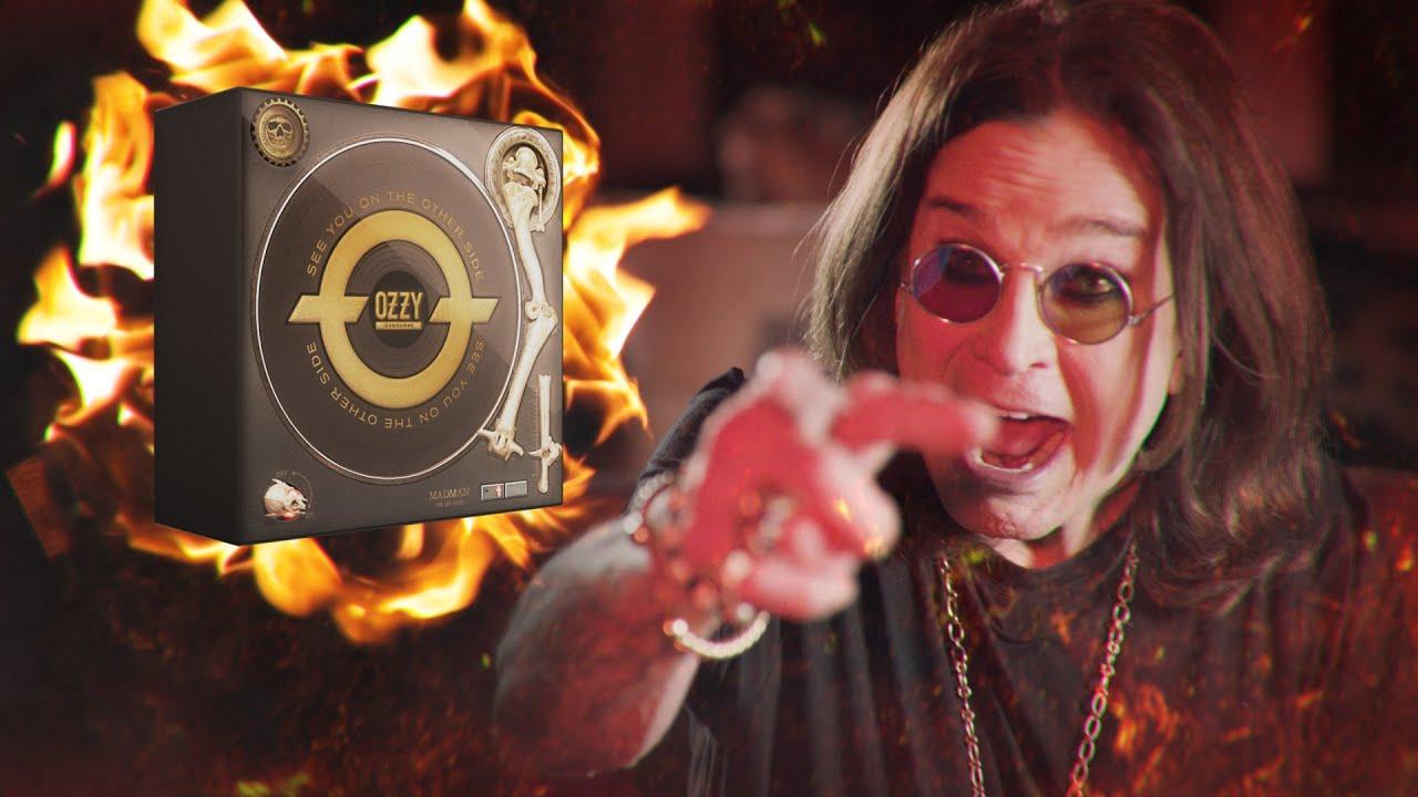Ozzy Osbourne Ungkap Lagu-lagu dari Album Solonya yang Paling Disukainya