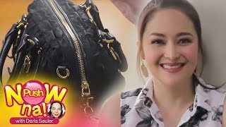 Push Now Na: Jessa Zaragosa's bag raid