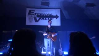 Jimmy Needham - I Will Find You - Clear The Stage Tour NY 2013