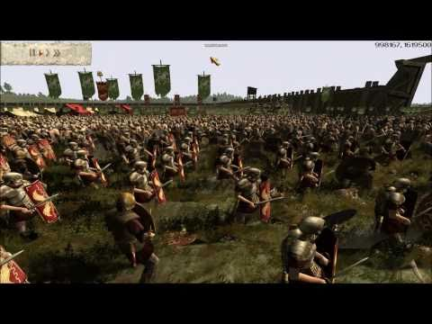 "RTW SPQR Mod ""Roman Aegis"" Music Video"