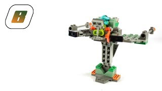LEGO® - Speed Build - 7311 - Red Planet Cruiser - review - speedbuild