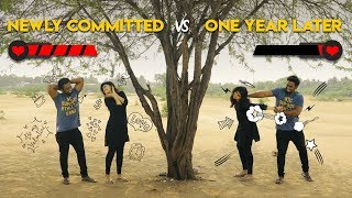 Eruma Saani   NEWLY COMMITTED VS ONE YEAR LATER