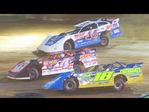 ULMS Super Late Model Feature | Old Bradford Speedway | 6-30-19