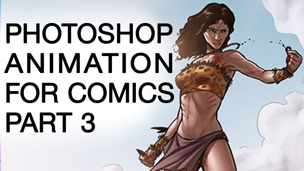 Animation In Photoshop  Foric Book Makers Part 3 Damian Wampler