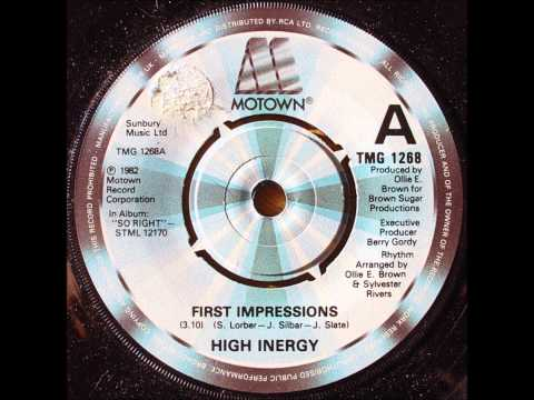 High Inergy - First Impressions